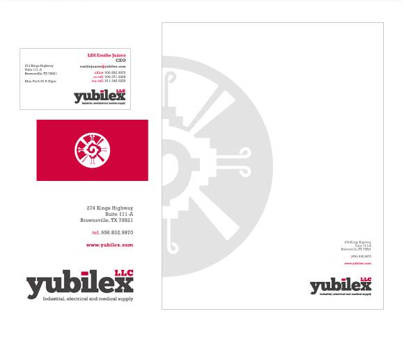 yubilex papelería básica